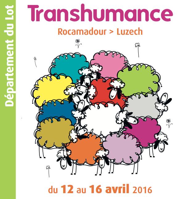 Dépliant transhumance 2016