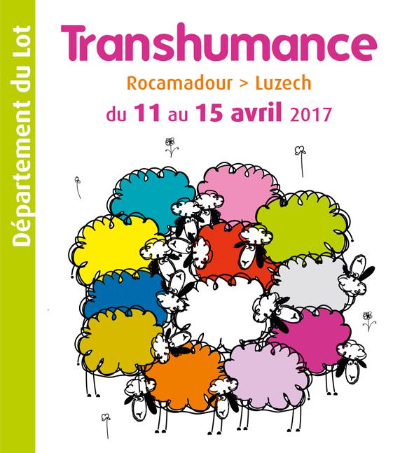 Dépliant transhumance 2017