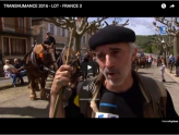 TRANSHUMANCE 2016 - REPORTAGE VIDEO FRANCE 3